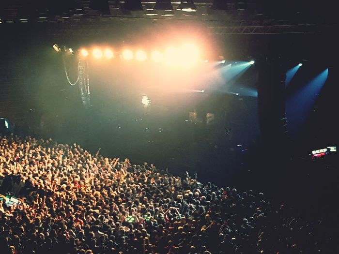 #people Photography #stagephotography Stage Lights #EyeEmNewHere Popular Music Concert Fan - Enthusiast Crowd Audience Rock Music Illuminated Performance Group Concert Hall  Nightlife Performance Music Concert Concert Light Beam Stage Festival Goer Festival Goer Festival Goer Festival Goer