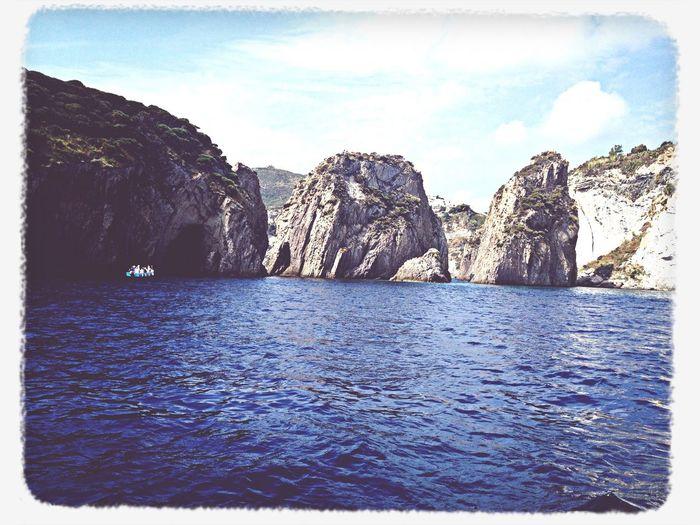 Ponza Island Paradise Enjoying Life