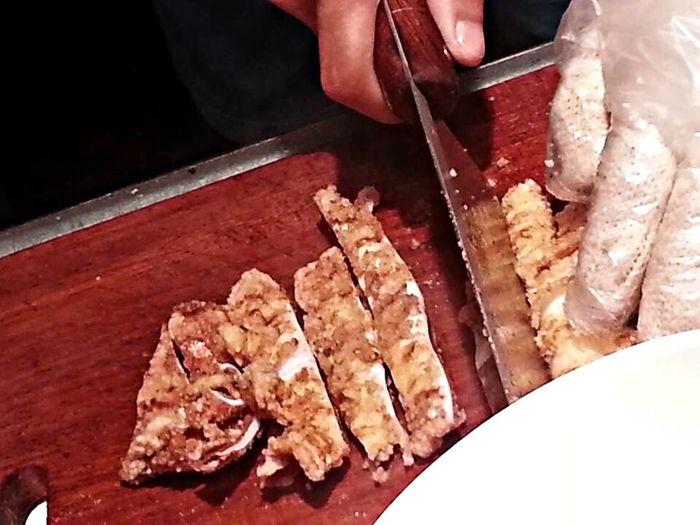 Fried Chicken Night Markrt Enjoying Life Food