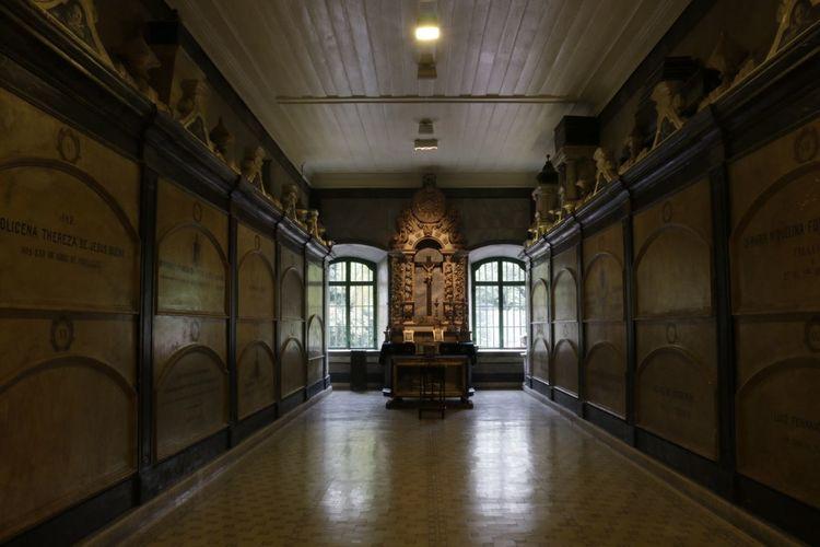 Cripta da Igreja