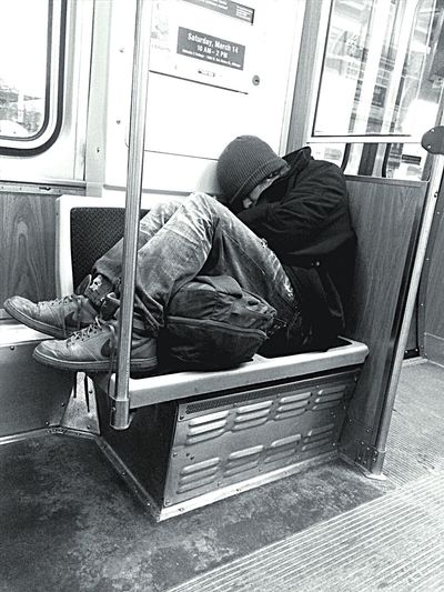 Blue Line Real Life IPhoneography Iphonephotography Iphonography Iphone6s IPhone Blackandwhite Photography Black And White B&w Street Photography Streetphotography Urbanphotography In The Moment Muted Reality Chicago Chicago Transit Authority