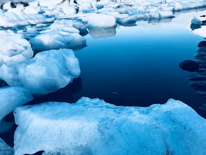 Water Winter