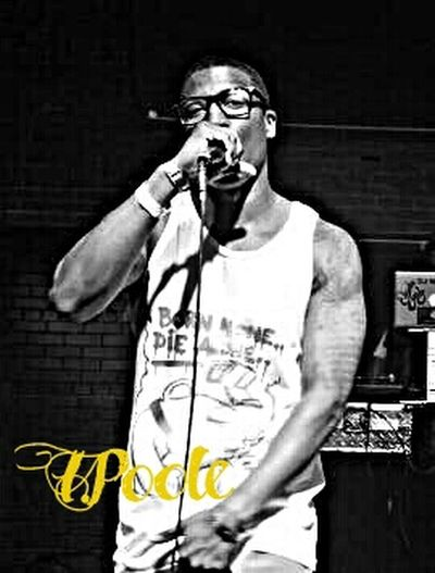 Performing at the AMCS Bodega 2012 at the Chop Shop in Charlotte, NC