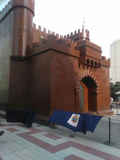 Castle Benidorm Moros Y Cristianos