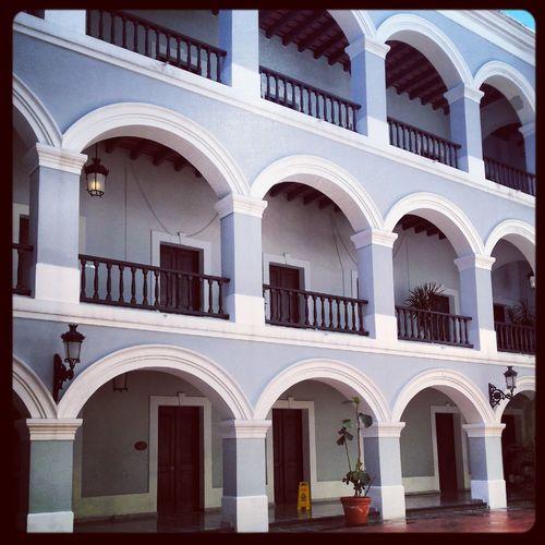 Departamento de Estado Puerto Rico Historical Building