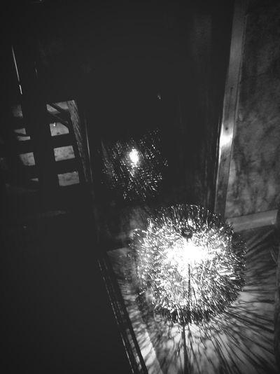 Blackandwhite Reflection Lights