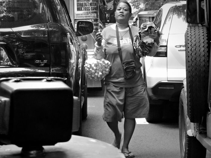 Face of the Street 1 : Rag for Sale Everyday Life Street Life Value Of Life Rags For Sale Street Vendor Gil Puyat Eyeem Philippines Black And White Photography Street Photography Showcase July