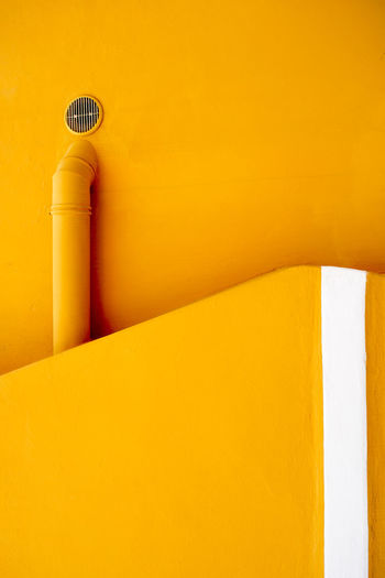 Venice, Italy Yellow No People Orange Color Indoors  Wall - Building Feature Close-up Copy Space Man Made Object Man Made Paper Studio Shot White Color Technology Backgrounds Arts Culture And Entertainment Paint Domestic Room Simplicity Equipment Single Object Italy Minimalism Minimal My Best Photo