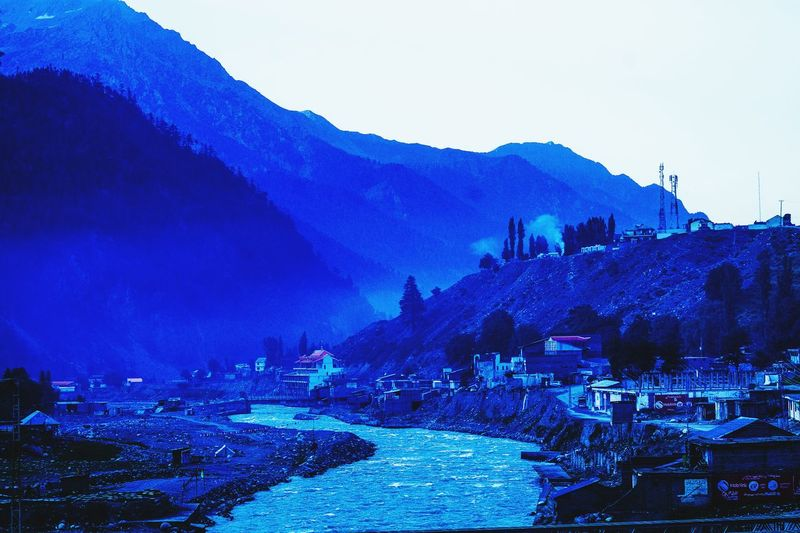 Predawn Freshness FreshBreeze. Kalm Valley, Swat, Pakistan
