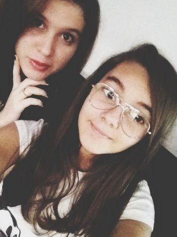 My cousin, my best friend ?❤️ Hello World