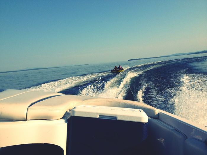 Wishing I could be on the lake right about now ☀