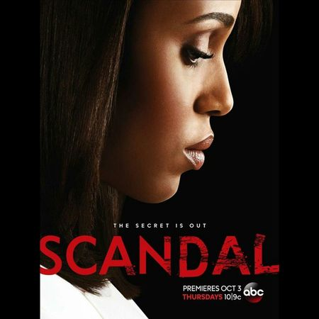 New season 😋 .... Do not disturb 🚫 Tv Scandal DOPE OliviaPope usa
