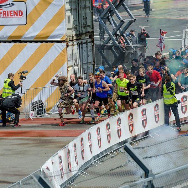 Start des Strongmanrun 2015 Strongmanrun2015 Strongmanrun Nurburgring Run lauf obstaclerun hindernislauf Lauf Obstaclerun