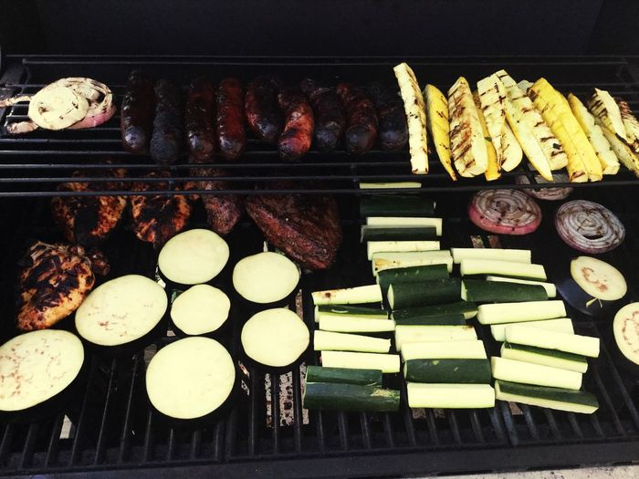 Street Food Worldwide Grill Sunday Hanging Out Yummy Veggies Meat! Meat! Meat!