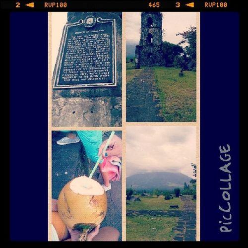 Cagsawa Mayonvolcano Gruponibragais