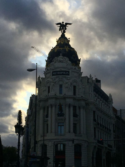 Madrid storm's