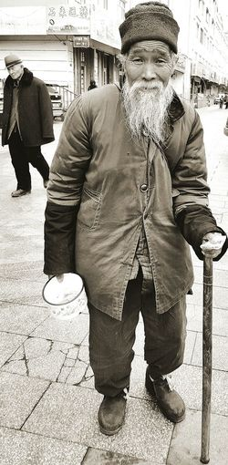 Taking Photos Hard Times Street Photography Beggar Old Man City Streets  Take A Walk With Me See The World Through My Eyes Wise Man  Kind Eyes China Photos Share Your Adventure Peace In The Heart World Away Travel With Me Giving Happiness Wisdom Reality Open Your Eyes Old Timer Someday Older Man Close-up Up Close Street Photography Up Close Street Photography
