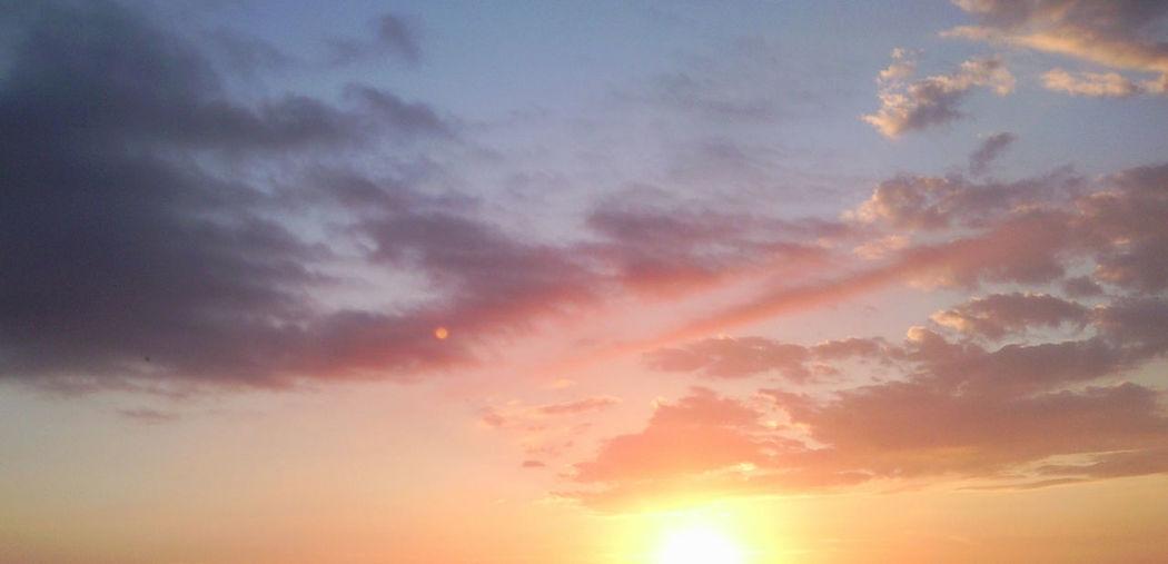 Setting sun II