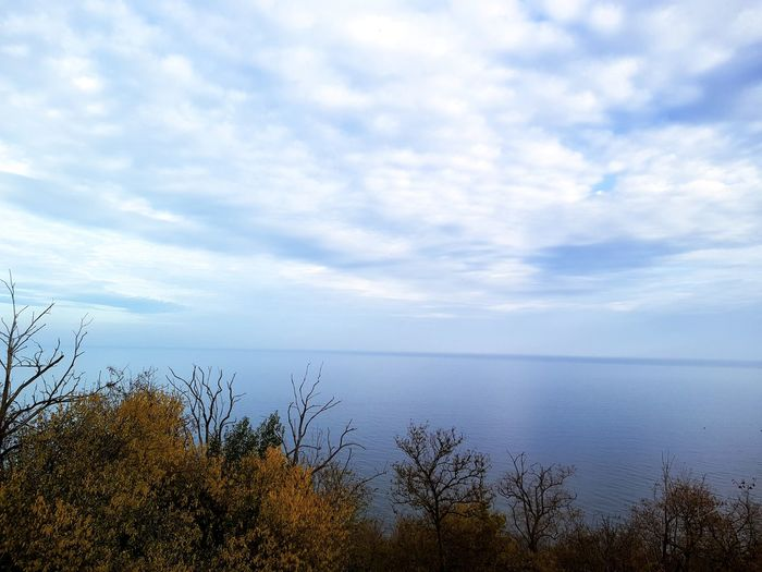 how blue is your blue?? Reflections In The Water Reflection Photography Blue Water Blue Sky Clouds And Sky Cloudporn Calm Sea Calm Seas Black Sea Black Sea Shore Seascape Beautiful Day Beautiful Nature Varna,Bulgaria Varna Calm Waters Fall Colors Fall Beauty Fall Season Naturelovers Nature Photography Forest Top View Landscape Water Tranquility Sea Tranquil Scene Nature Scenics Reflection