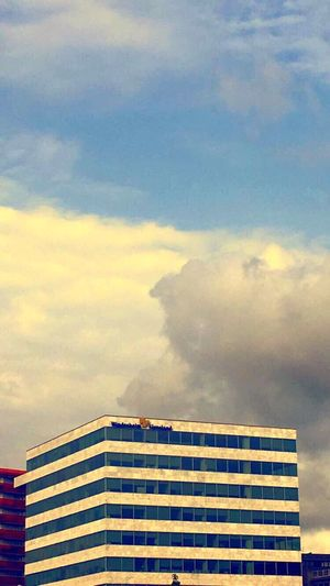 The Week On EyeEm Almere Architecture Cloud - Sky Building Exterior No People Built Structure City Almere, The Netherlands Day Sky Building