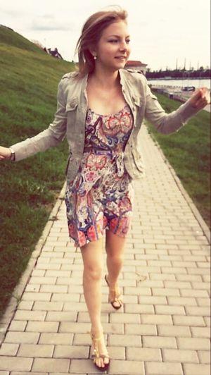 Run! Fun! Summergirl  Summertime