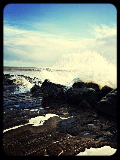 Splash ! Waves
