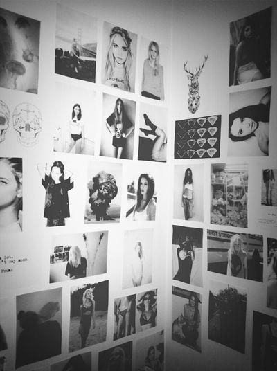 Bedroom Being Creative