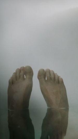 Relaxing Not My Feet