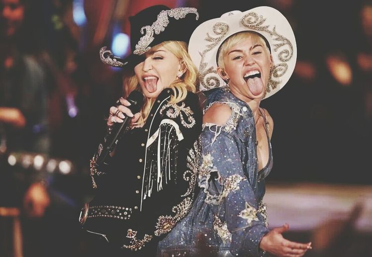 Perffectly Perfect ♥ Mileycyrus Madonna