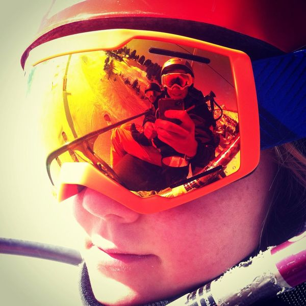 La montagne ~ Arcs 1800 Hanging Out Selfie ✌ Montains    Skiing ❄ Getting Ready