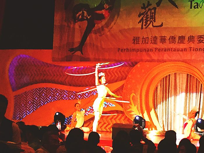 Taiwan Acrobatic Show .... 08/09/2015 Performing Arts Actrees Acrobatics  Show Tuesday Night Taiwan Acrobatic Show Feelingblessed