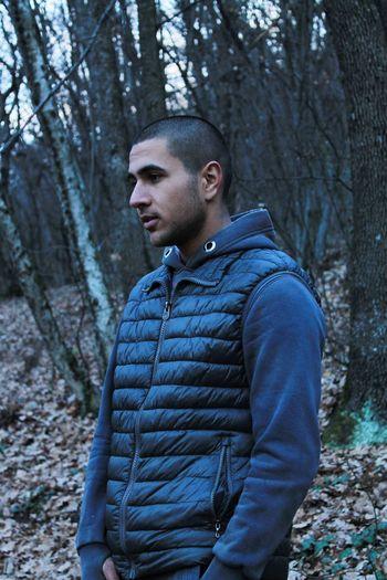 One Boy Forest Men Fashion