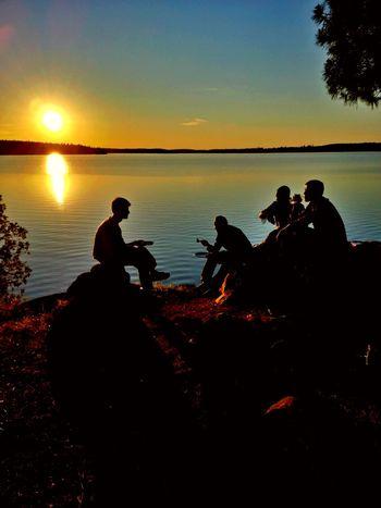 Schattenspiel  Sunset 25 Days Of Summer EyeEm Nature Lover