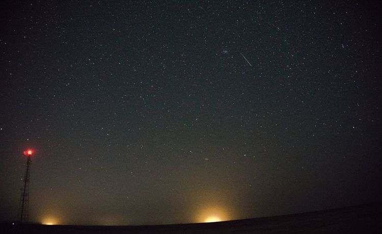 Sky Infinity Beauty In Nature Scenics Star - Space Astronomy Night Meteor Shower