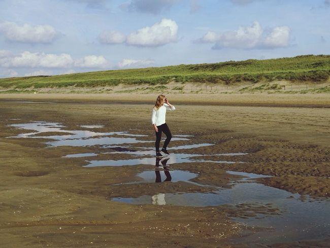 Hello World Beach Girl EyeEm Nature Lover