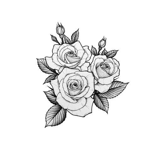 Rosa Ink Pencil