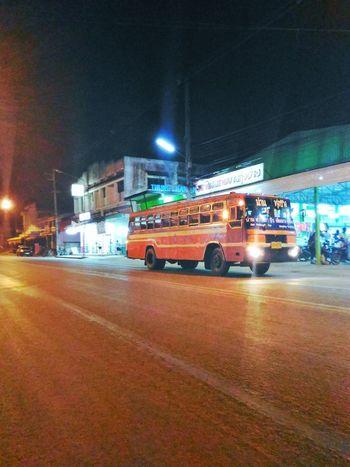 City City Life City Street Illuminated Land Vehicle Mode Of Transport Night No People Outdoors Parked Parking Sky Stationary