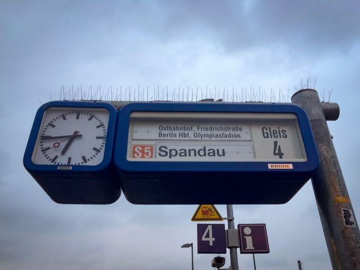 S+U Bahnhof