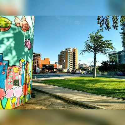 Colores de plaza. Instasquare Pic Photo Photography Colorful Color Photooftheday Capture