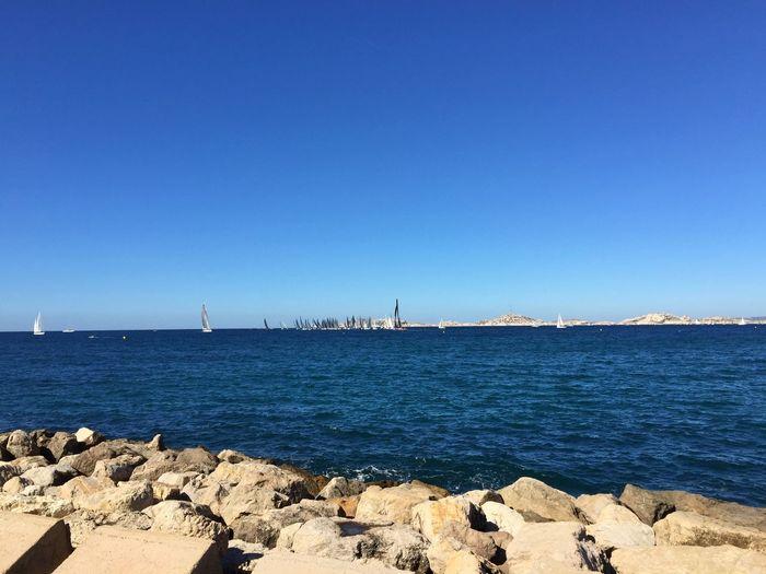 Marseille Juris Cup 2015  Seaview Boats Bluesky