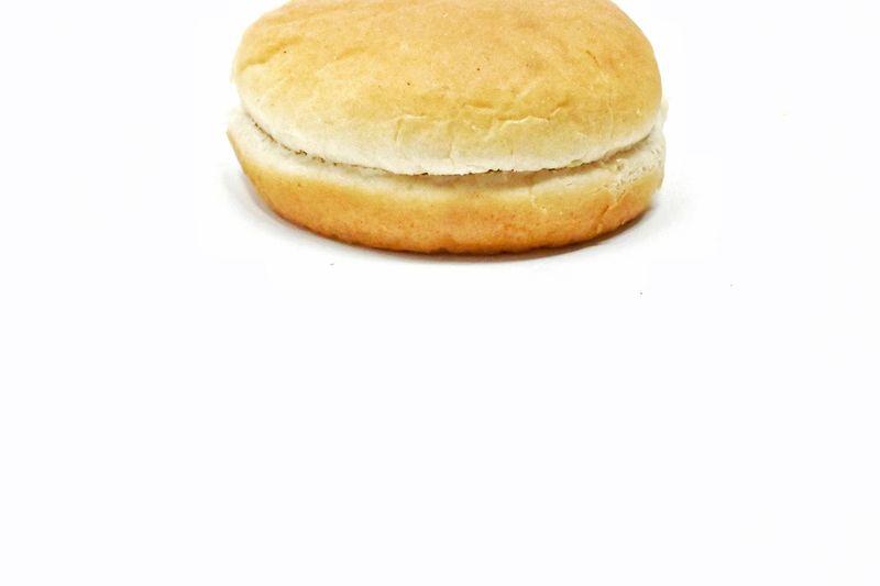 Empty hamburger