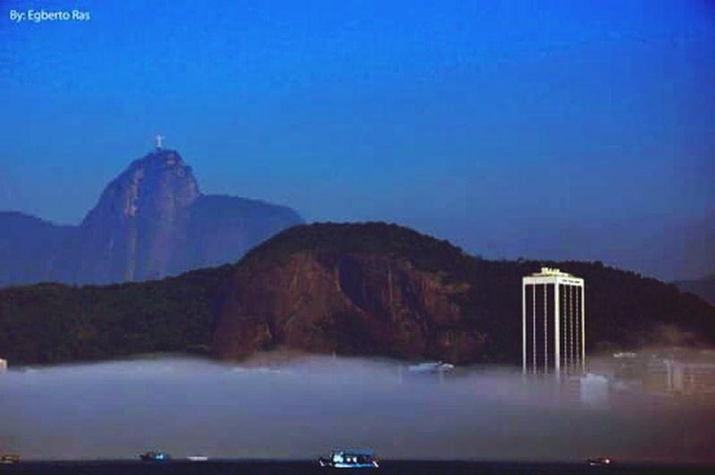 Onde há fumaça... Discover Your City Citypuq Cityscape