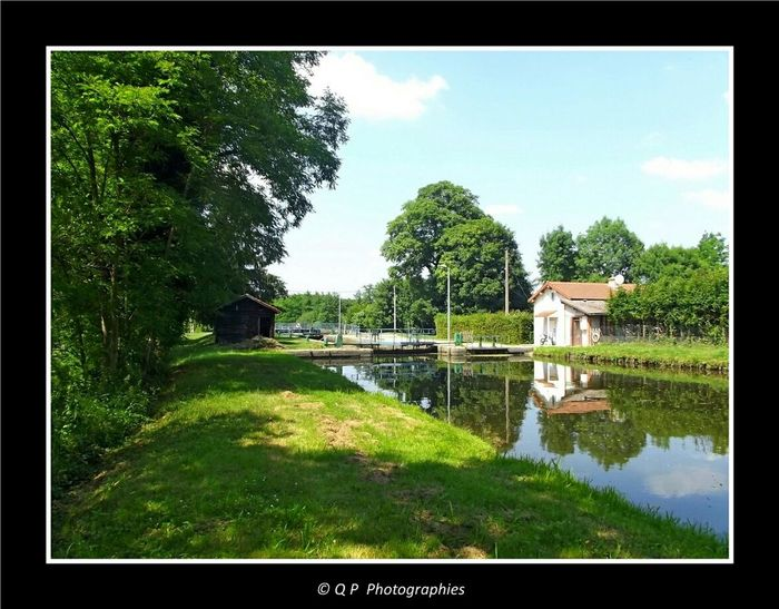 Nature Photography Nature_collection Canal Nature Paysage