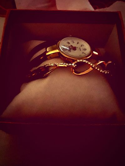 ❤ #time #watch  Jewelry Close-up Indoors  Wealth Love No People Luxury First Eyeem Photo