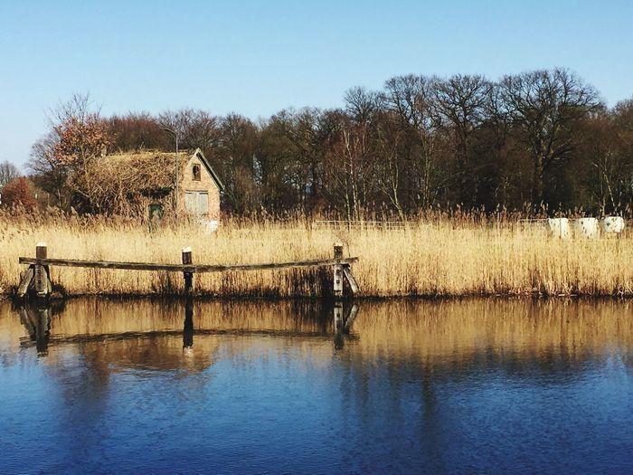 Showcase: March 2016 House Riverside Sunny Day Dieren Netherlands Ijssel
