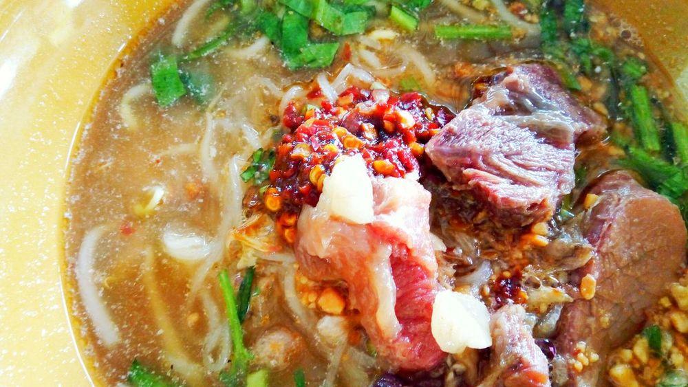 Thailand Noodle Soup Thai Food Thaistyle Noodles ราคาถูก อาหาร Food