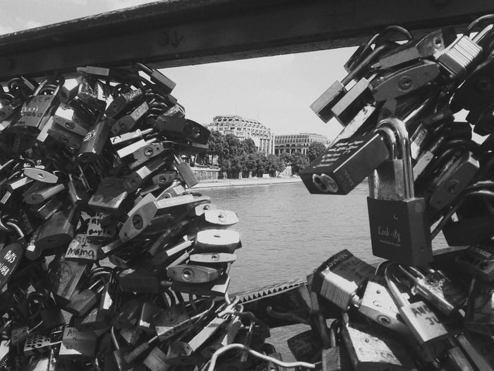 Pont des Arts Paris First Eyeem Photo