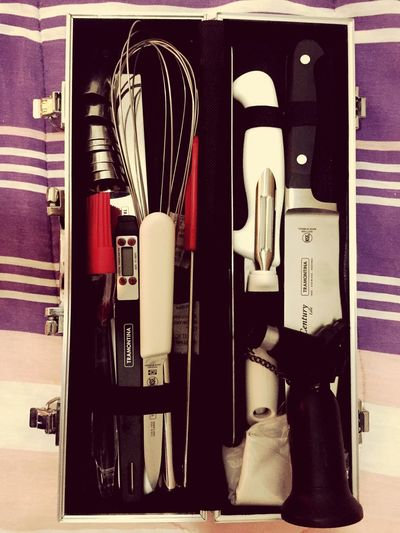Work tools Goodfood Gastronomy Chef