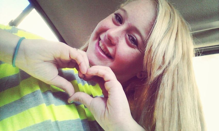 Smile, its the key that fits into the lock of everybodys heart