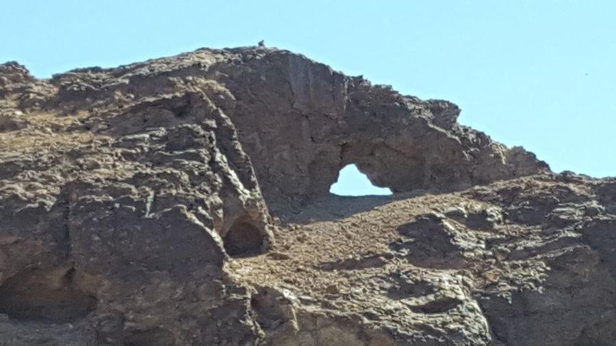 Rock - Object Blue Mining Desert Sky Landscape